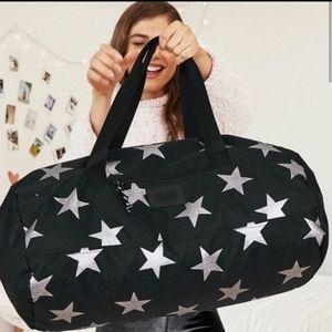 NIP-PINK Star Duffle Bag